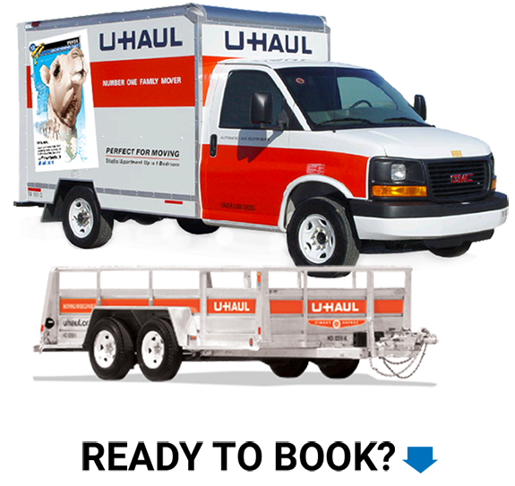 Uhaul header - ready to book